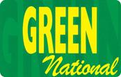 DSA National Green calling card