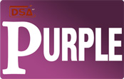 DSA Purple phone card