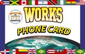 PT-1 Works calling card