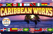 PT-1 Caribbean Works calling card