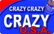 Crazy USA calling card